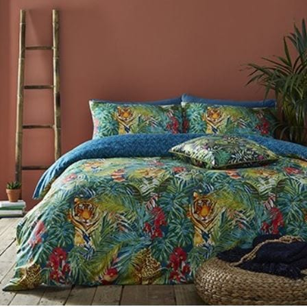 riva tiger bedding
