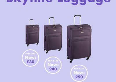 skylite luggage