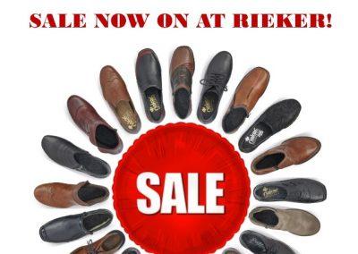 Rieker Sale